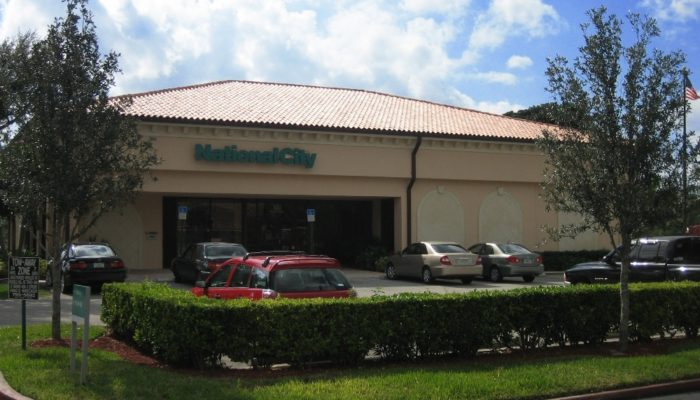 PNC Bank branch renovated by West Palm Beach, Florida General Contractor Rapp Construction Company